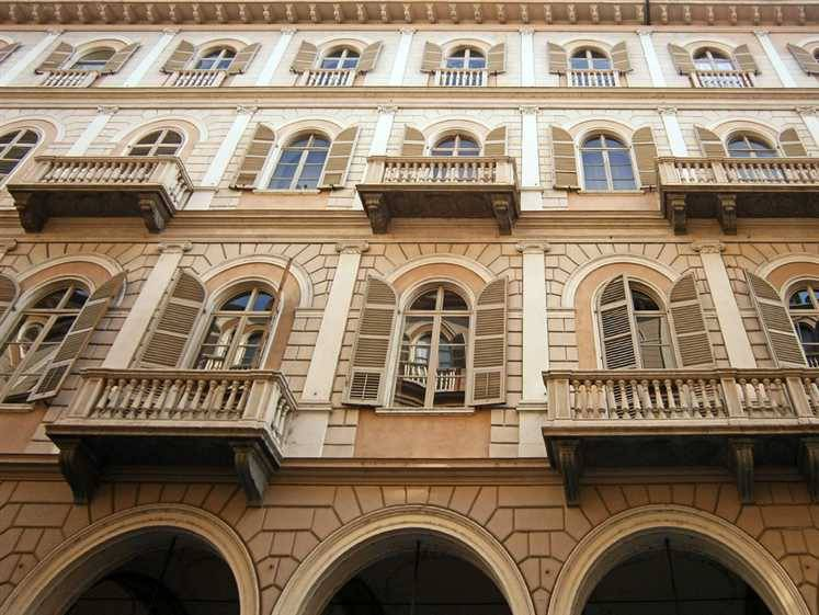 foto Fronte palazzo 4-room flat via Giuseppe Garibaldi 46, Torino