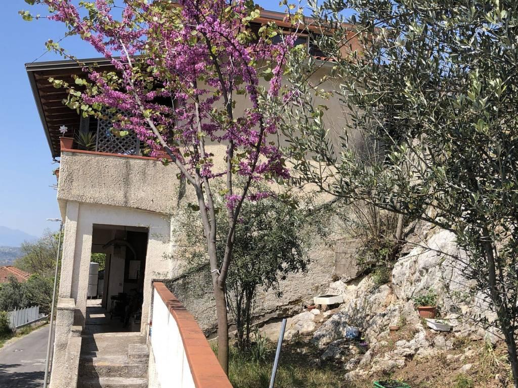 foto giardino e taverna Detached house via Costarelle, Arce