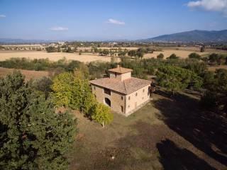Photo - Farmhouse Località Poggio Ciliegio 27, Frassineto, Arezzo