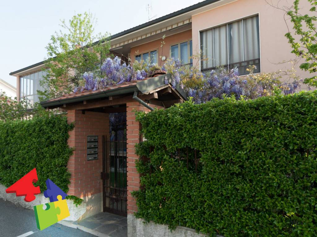 foto esterno 3-room flat via Goffredo Mameli, Motta Visconti