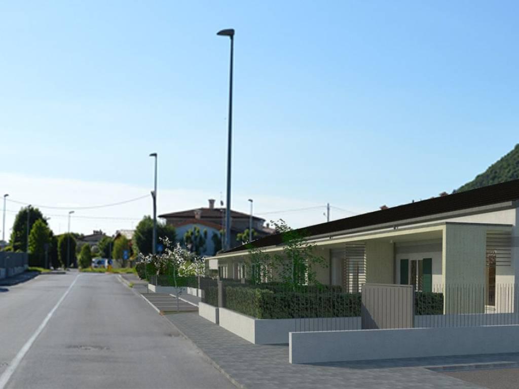foto  Nuove Ville bifamiliari e Ville a schiera a Erbusco