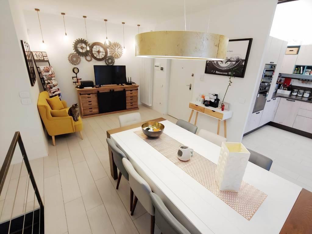 foto Living 4-room flat via Egidio Manera, Bubbiano