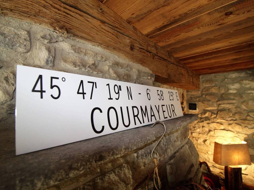 foto courmayeur Single family villa via Beniamino Donzelli 2, Courmayeur