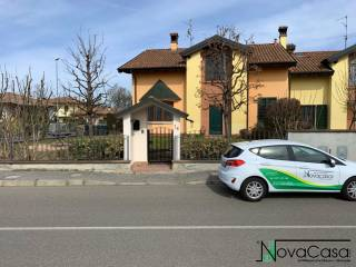Foto - Villa unifamiliare via Angelo Polenghi 16, Santo Stefano Lodigiano