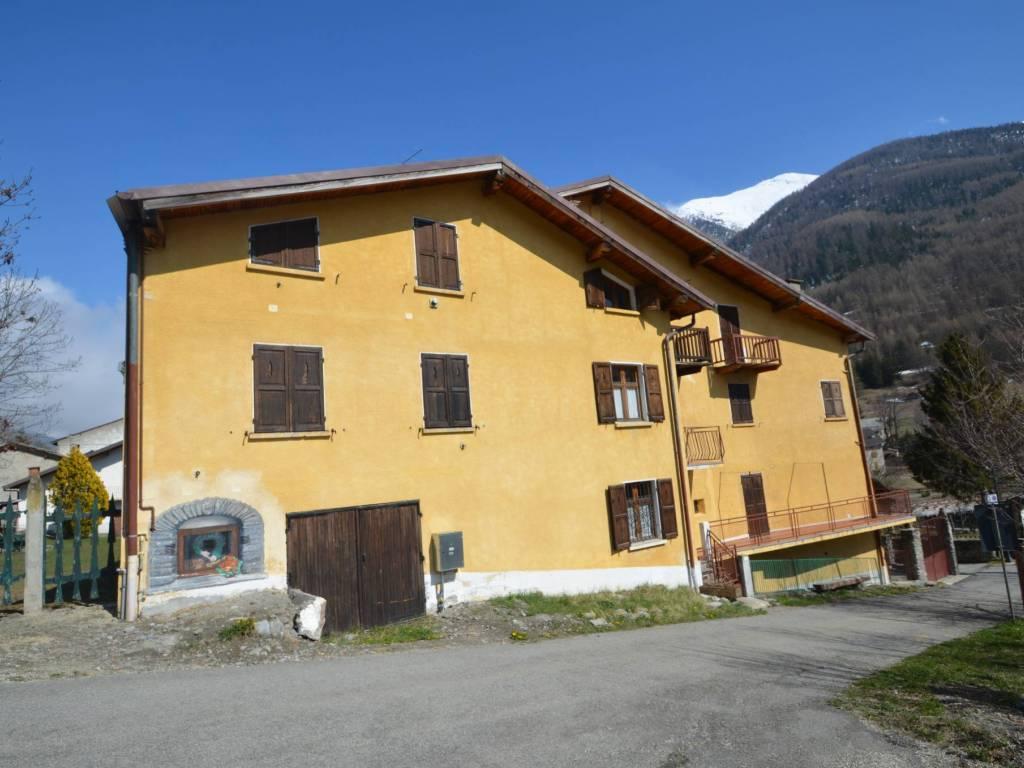 foto Esterno 2-room flat good condition, second floor, Usseaux