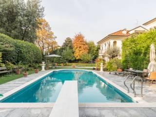 Foto - Villa unifamiliare via Alessandro Manzoni, Vaprio d'Adda