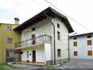Foto - Casa indipendente 80 mq, buono stato, Pulfero