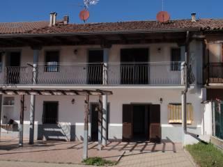 Foto - Villa bifamiliare via Roma 43, Fontanetto Po
