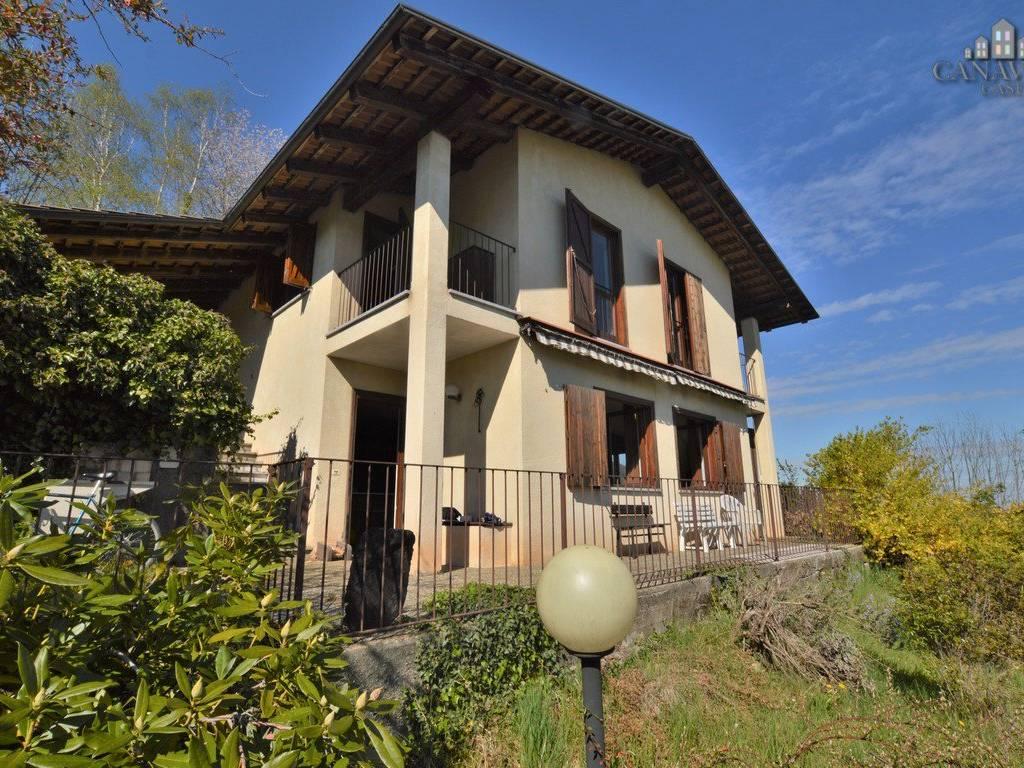 foto facciata Detached house frazione Riapetto, Canischio