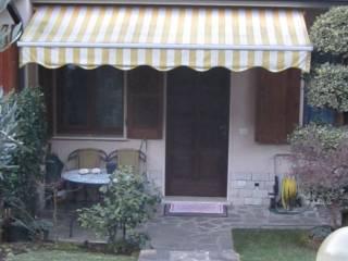 Foto - Villa a schiera 3 locali, buono stato, Villa Carcina