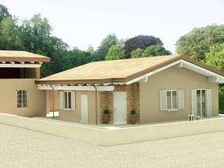 Foto - Villa unifamiliare, nuova, 104 mq, Milzano