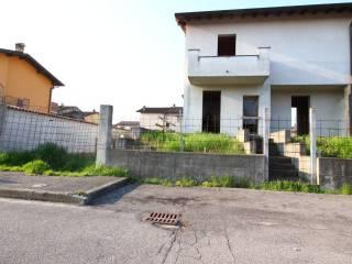 Foto - Villa a schiera via San Francesco d'Assisi, Maclodio