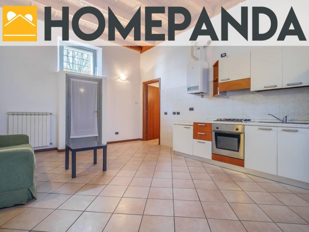 foto sala 2-room flat viale Giuseppe Mazzini 139, Abbiategrasso