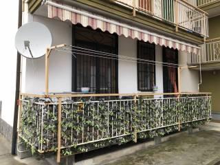 Foto - Trilocale via Giuseppe Garibaldi 24, Tronzano Vercellese