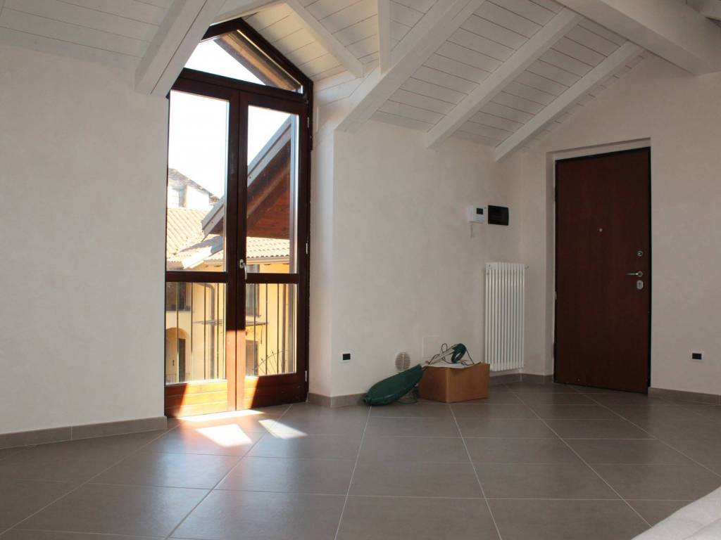 foto sala Penthouse new, 62 sq.m., Gassino Torinese