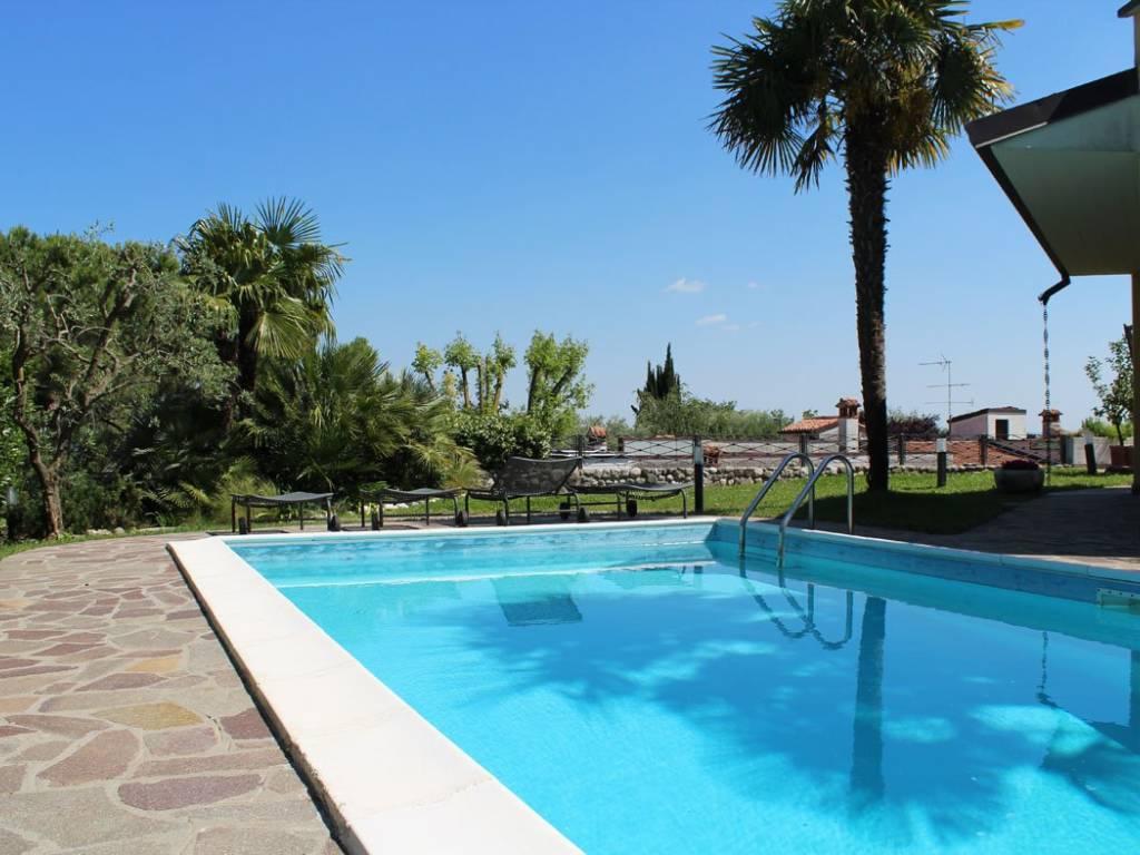foto  Villa unifamiliare via Sant'Albano, Soiano del Lago