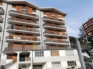 Photo - 3-room flat to be refurbished, second floor, Fenestrelle