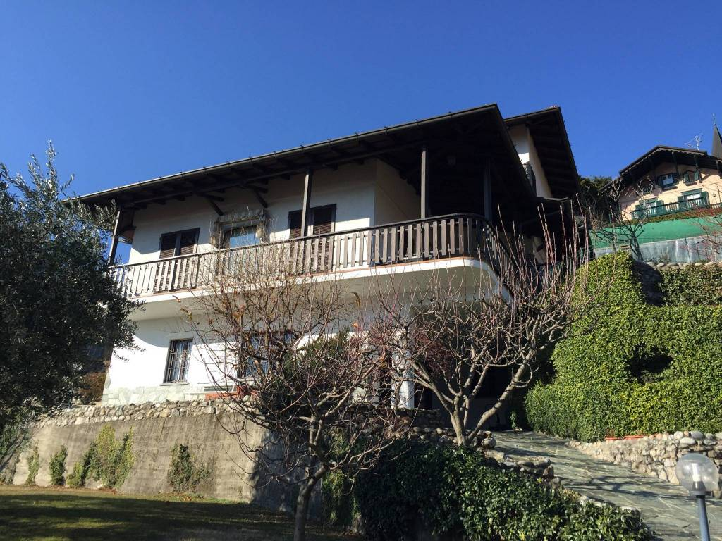 foto Esterno Single family villa via Privata Colorina 11, Cernobbio
