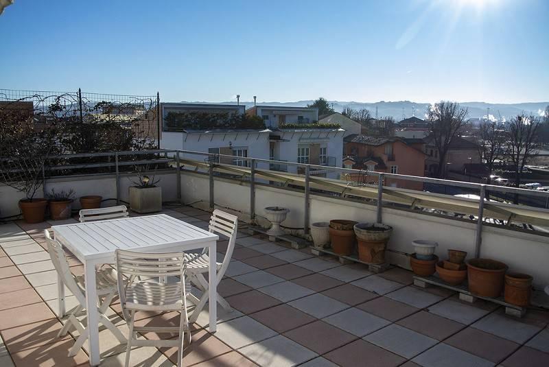 foto terrazzo Apartment mussotto, Alba