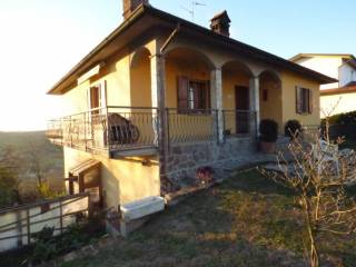 Foto - Villa unifamiliare via Bazzini, Canneto Pavese