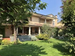 Foto - Villa a schiera via MIlano, Spino d'Adda
