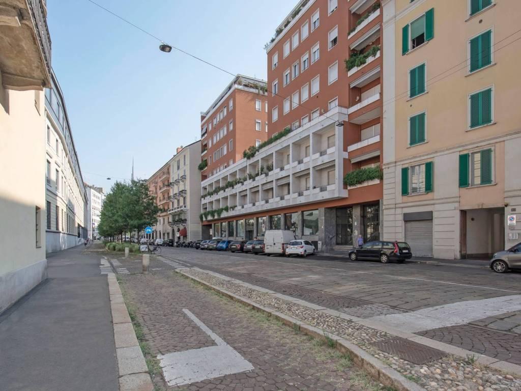 foto VIA SAN MARCO 4-room flat via San Marco 22, Milano
