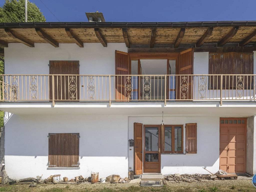 foto facciata Detached house via Indiritto 6, Villar Pellice