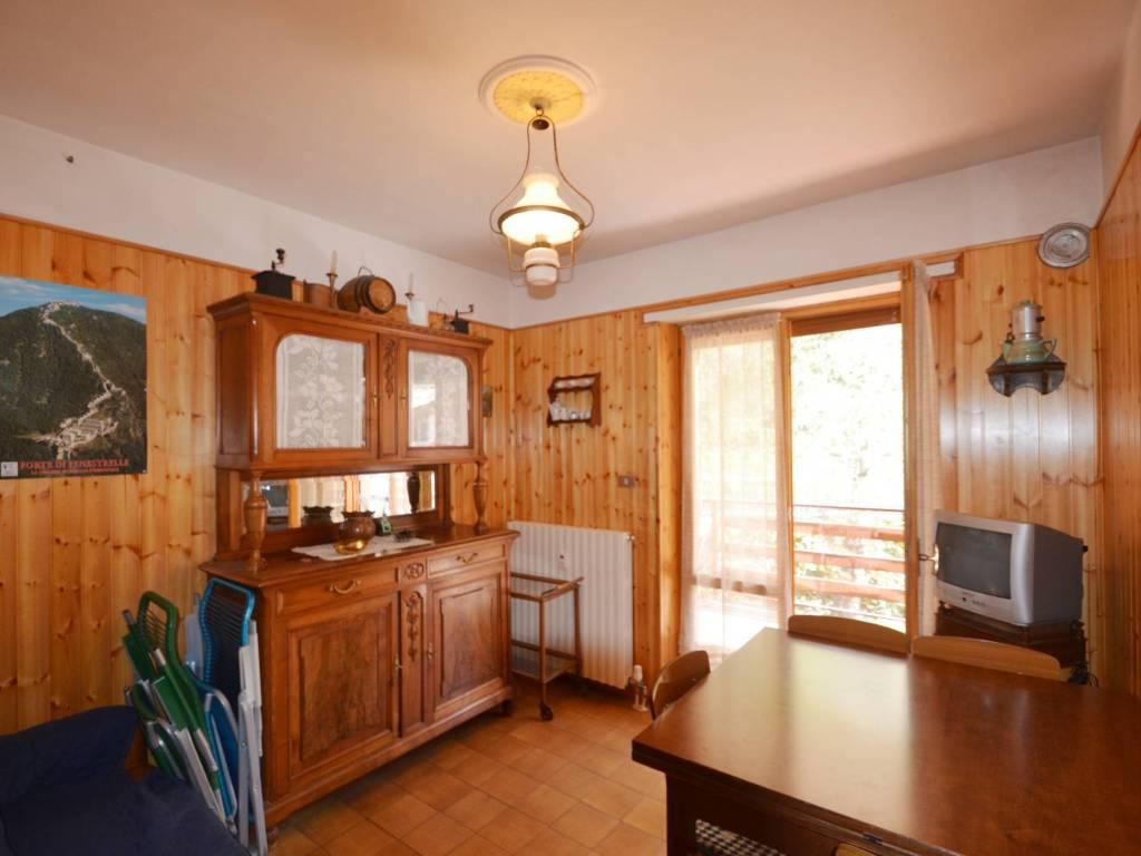 foto Soggiorno 2-room flat good condition, first floor, Fenestrelle
