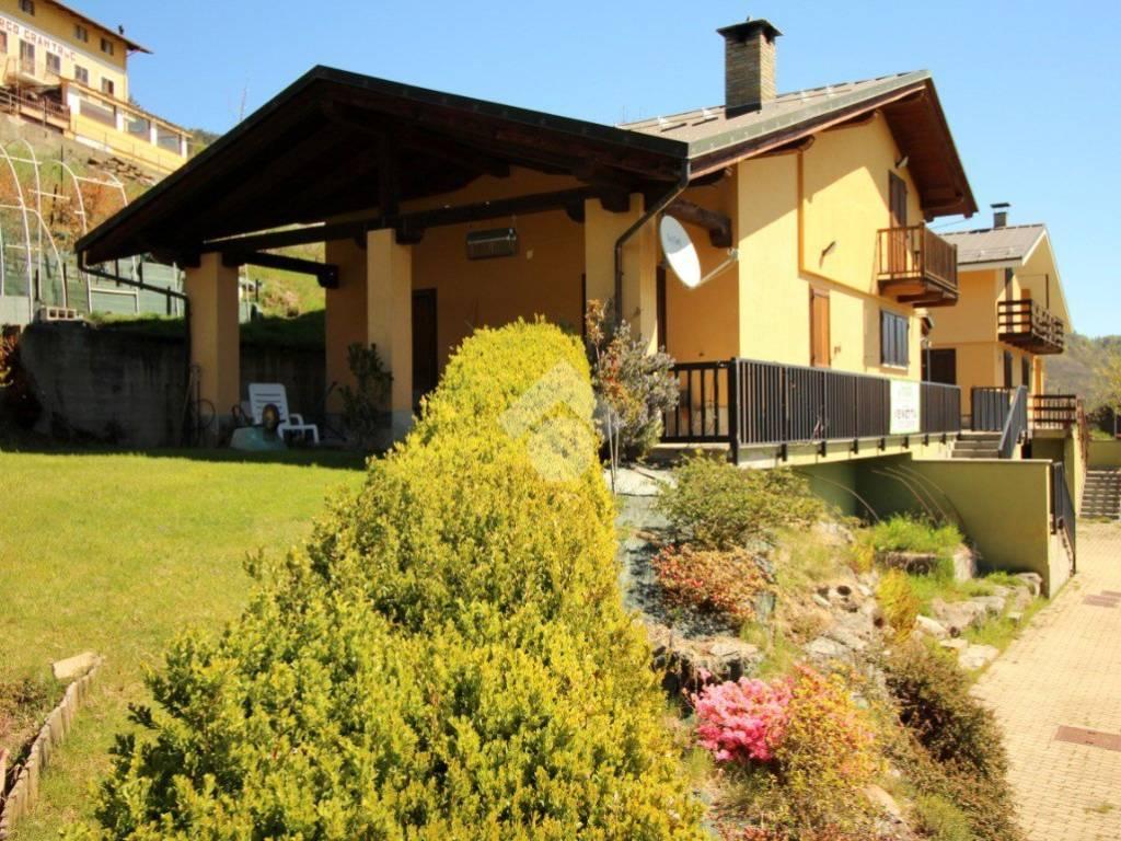 foto  Single family villa piazza Caduti per la Libertà, Pramollo