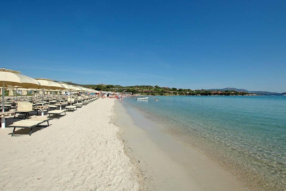 foto spiaggia Villa a schiera via dei Pesci, Olbia