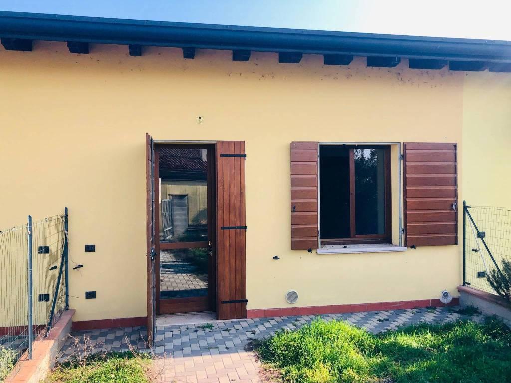foto FACCIATA Terraced house 4 rooms, new, Borgo Virgilio