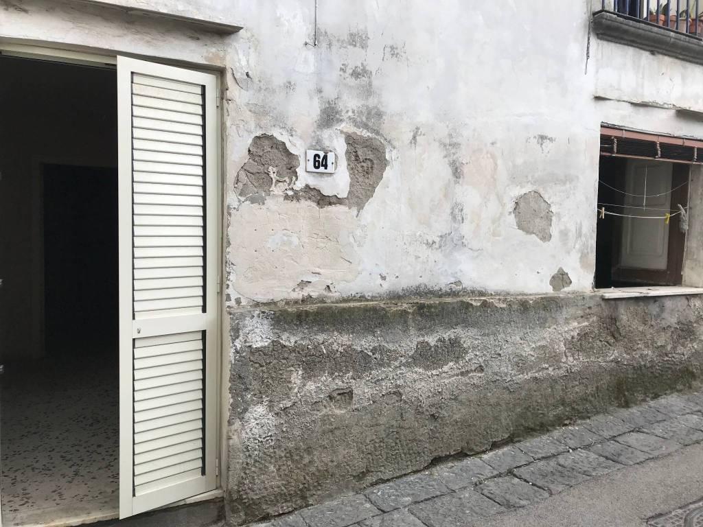foto lato esterno Trilocale via Carmine, Somma Vesuviana