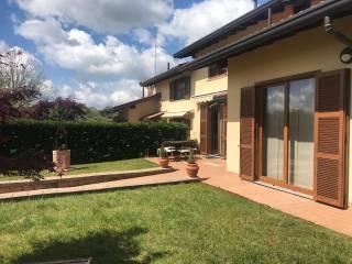 Foto - Villa bifamiliare, ottimo stato, 125 mq, Beregazzo con Figliaro