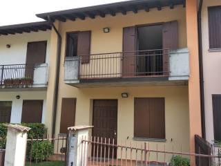 Foto - Villa a schiera 5 locali, buono stato, Vallio Terme