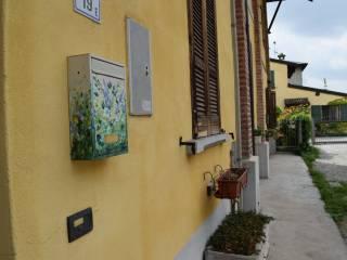 Foto - Villa a schiera 3 locali, buono stato, Mairago