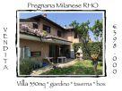 Villa Vendita Pregnana Milanese