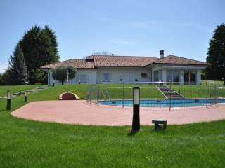 Photo - Single family villa, excellent condition, 546 sq.m., La Morra