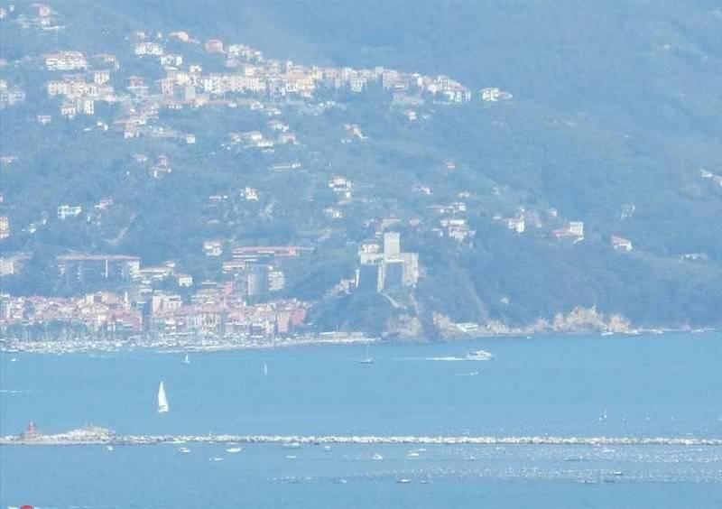 foto vista Villa unifamiliare, buono stato, 160 mq, La Spezia