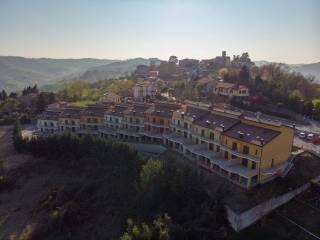 Foto - Trilocale via Cartiano, Borghi