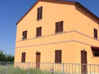 Foto - Villa a schiera 4 locali, nuova, Cassero, Camerata Picena