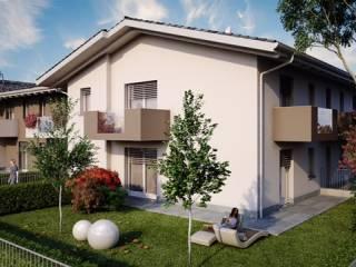 Foto - Appartamento in villa, nuova, 104 mq, Cavernago