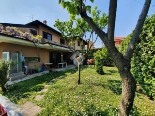 Photo - Two-family villa via Monviso, Pregnana Milanese