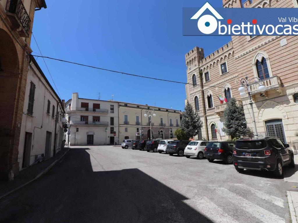foto panoramica Casa indipendente piazza della Repubblica, Nereto