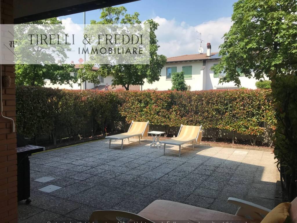 foto Pic Villa a schiera viale Guglielmo Marconi, Rodengo Saiano