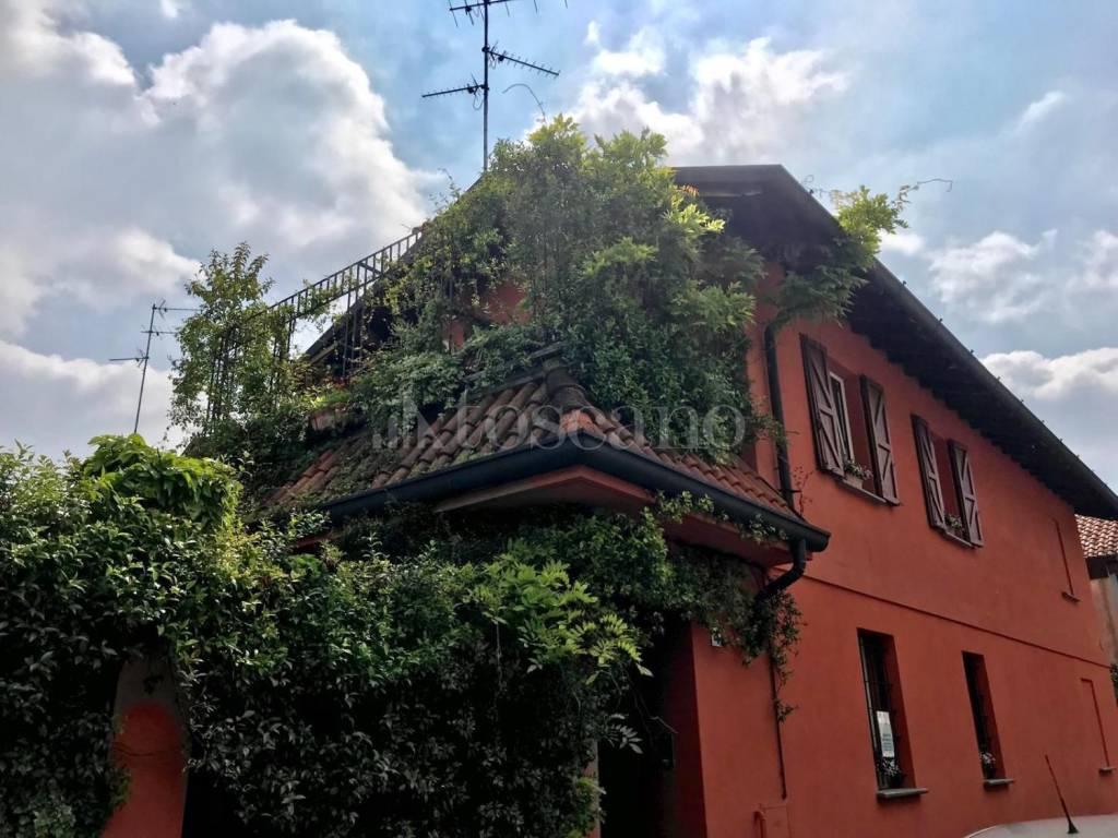 foto  Villa unifamiliare via Gaio Sertorio, Monza
