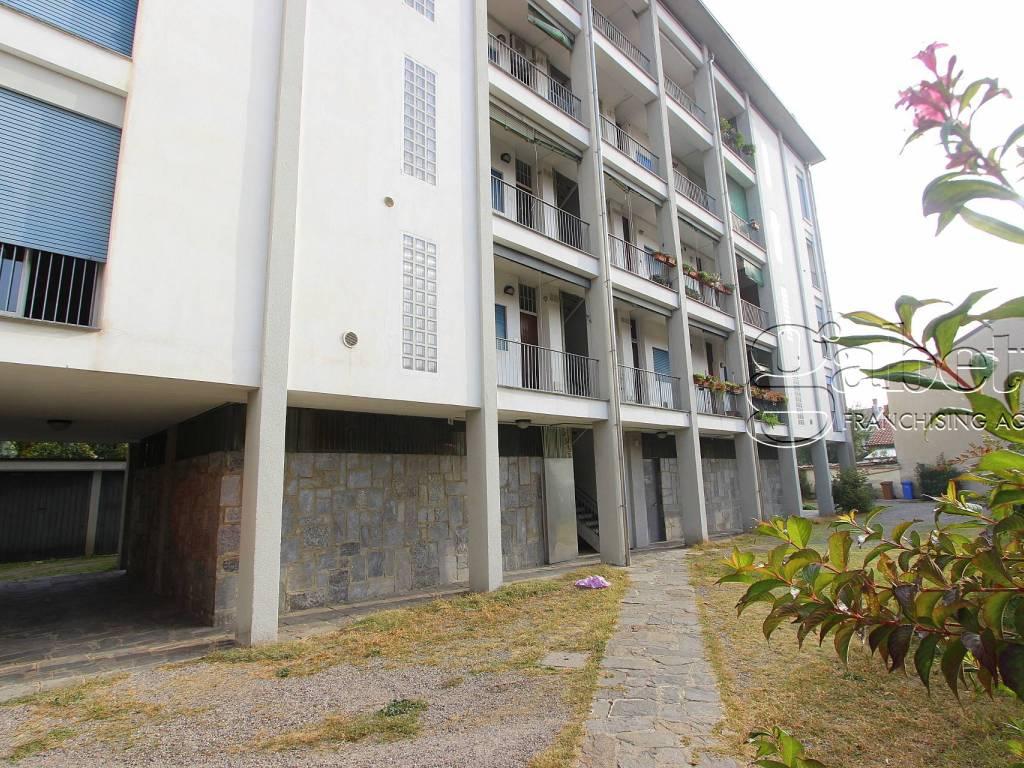 foto esterno 2-room flat via Guglielmo Oberdan, Nerviano