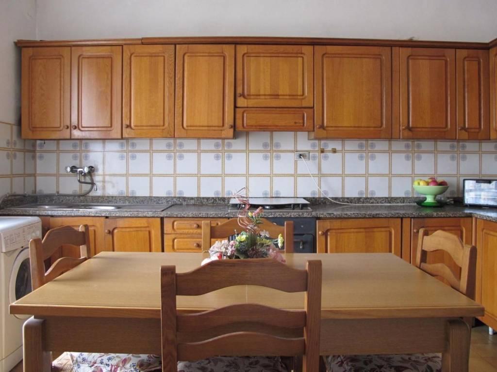 foto Cucina abitabile Appartamento via Goffredo Mameli, Vinci
