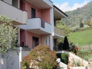 Foto - Villa a schiera via Giacomo Puccini 10, Bagni di Lucca