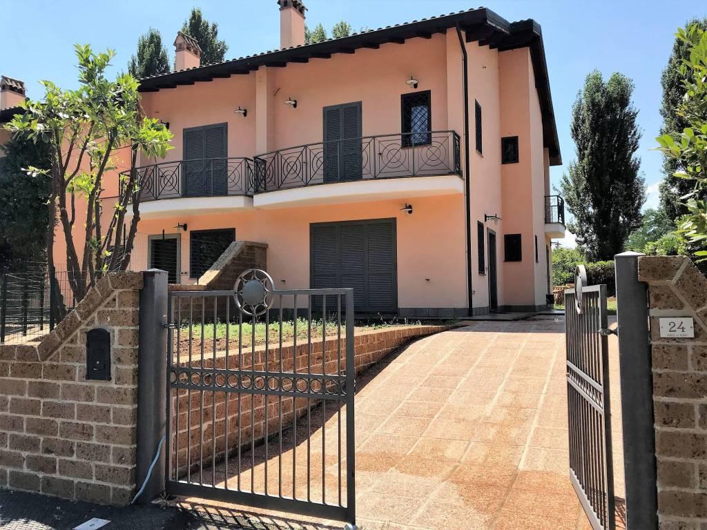 foto Villa Terraced house viale Giuseppe Verdi, Nepi