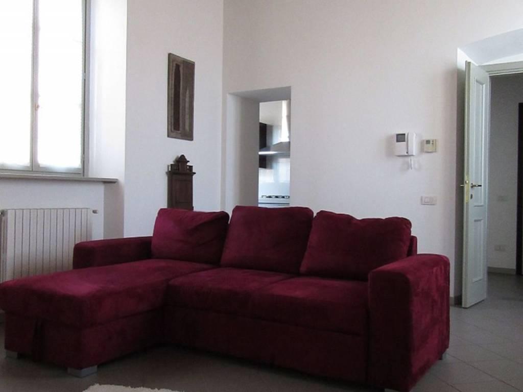 foto soggiorno 2-room flat via Bettoni, Almenno San Bartolomeo